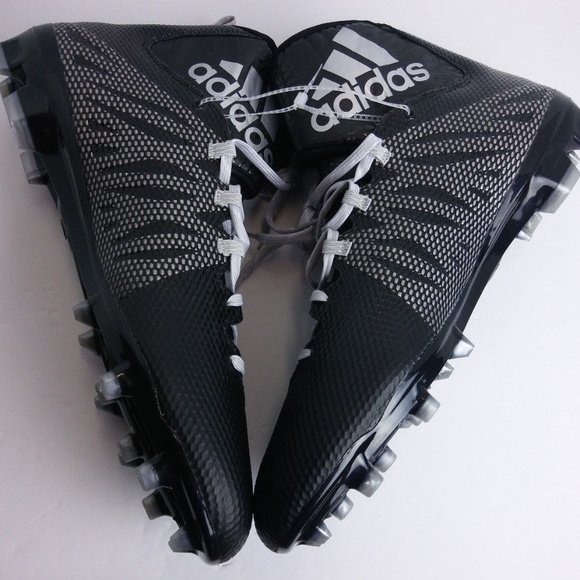 competitive price eb8ea 56c5a adidas Other - Adidas-Mens-Football-Cleats-Dual-Threat-Mid